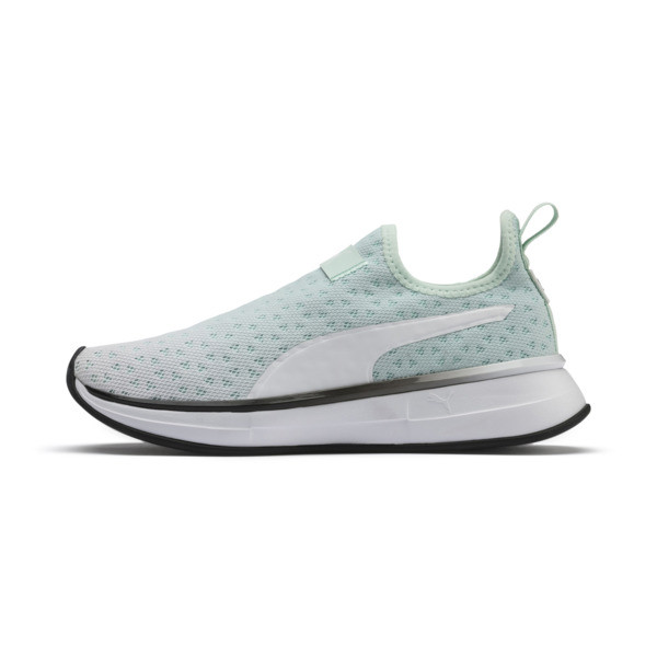 PUMA x SELENA GOMEZ Slip-On Damen Trainingsschuhe, Fair Aqua-Puma Black, large