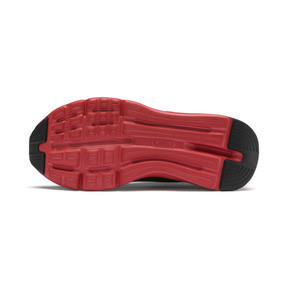 Thumbnail 4 of Enzo Beta Sneakers JR, Puma Black-High Risk Red, medium