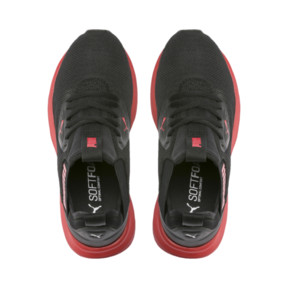 Thumbnail 6 of Enzo Beta Sneakers JR, Puma Black-High Risk Red, medium