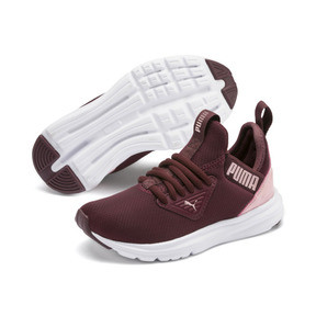 Thumbnail 2 of Enzo Beta Shine AC Sneakers PS, Vineyard Wine-Bridal Rose, medium