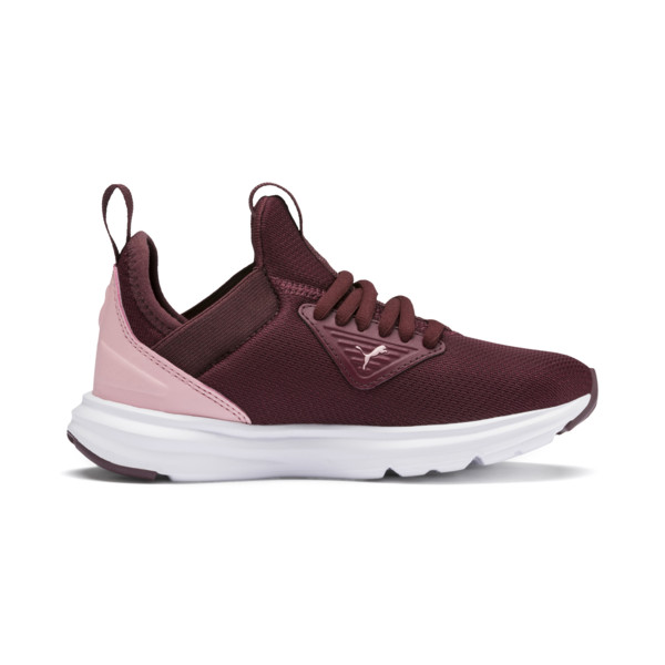 Enzo Beta Shine AC Sneakers PS, Vineyard Wine-Bridal Rose, large