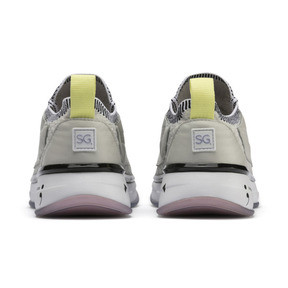 Thumbnail 4 of SG Runner Strength Women's Training Shoes, Glacier Gray-Puma White, medium