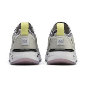 Thumbnail 4 of SG Runner Strength Women's Training Shoes, Glacier Gray-Puma White, medium