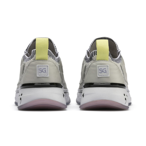 SG Runner Strength Women's Training Shoes, Glacier Gray-Puma White, large