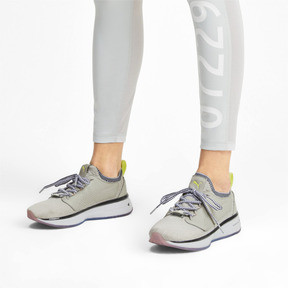 Thumbnail 2 of PUMA x SELENA GOMEZ Runner Women's Training Shoes, Glacier Gray-Puma White, medium
