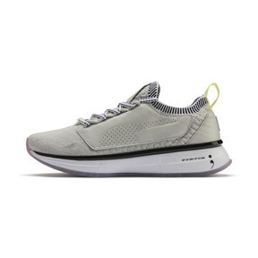 Thumbnail 1 of PUMA x SELENA GOMEZ Runner Women's Training Shoes, Glacier Gray-Puma White, medium