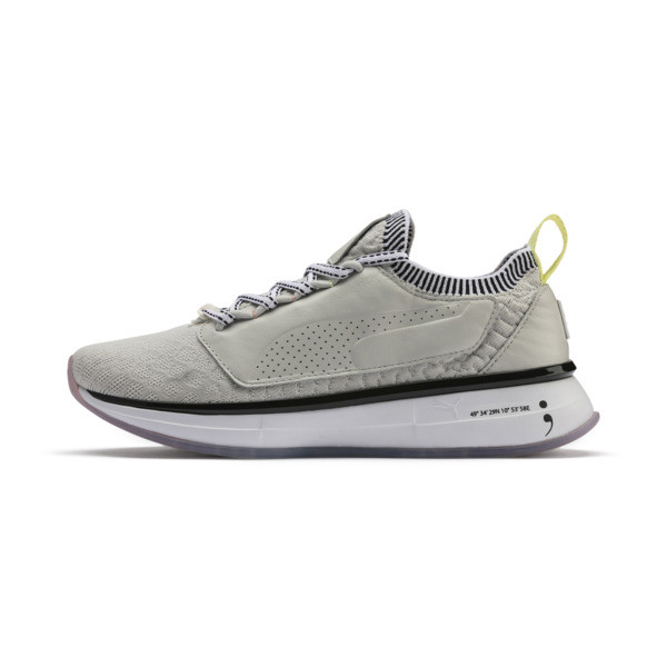 PUMA x SELENA GOMEZ Runner Women's Training Shoes, Glacier Gray-Puma White, large