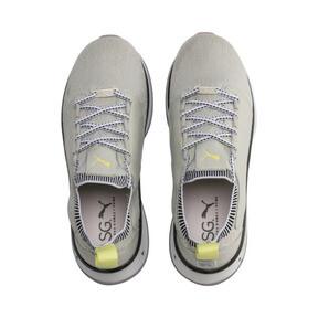Thumbnail 7 of SG Runner Strength Women's Training Shoes, Glacier Gray-Puma White, medium