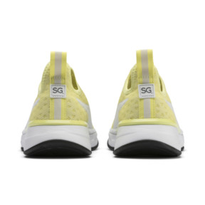 Thumbnail 4 of PUMA x SELENA GOMEZ Slip-On Women's Training Shoes, YELLOW-Puma White-Puma Black, medium