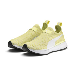 Thumbnail 3 of PUMA x SELENA GOMEZ Slip-On Women's Training Shoes, YELLOW-Puma White-Puma Black, medium