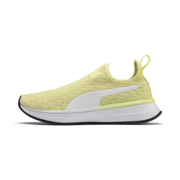 PUMA x SELENA GOMEZ Slip-On Women's Training Shoes, YELLOW-Puma White-Puma Black, large