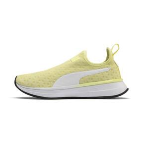 Thumbnail 1 of SG Slip-on Bright Women's Training Shoes, YELLOW-Puma White-Puma Black, medium