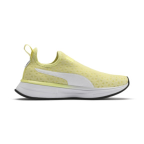 Thumbnail 6 of PUMA x SELENA GOMEZ Slip-On Women's Training Shoes, YELLOW-Puma White-Puma Black, medium