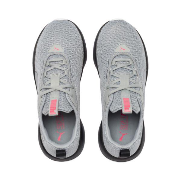 Flourish FS Women's Training Shoes, Quarry-Puma White, large