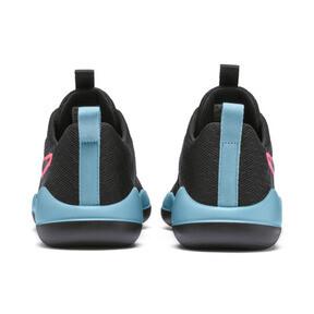 Thumbnail 4 of Flourish FS Women's Training Shoes, Puma Black-Milky Blue, medium