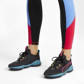 Thumbnail 3 of Flourish FS Women's Training Shoes, Puma Black-Milky Blue, medium