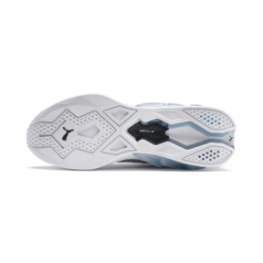 Thumbnail 4 of LQDCELL Origin AR Trainers, Puma White-Puma Black, medium