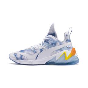 Thumbnail 1 of LQDCELL Origin Drone Day Men's Shoes, Puma White-Blazing Yellow, medium