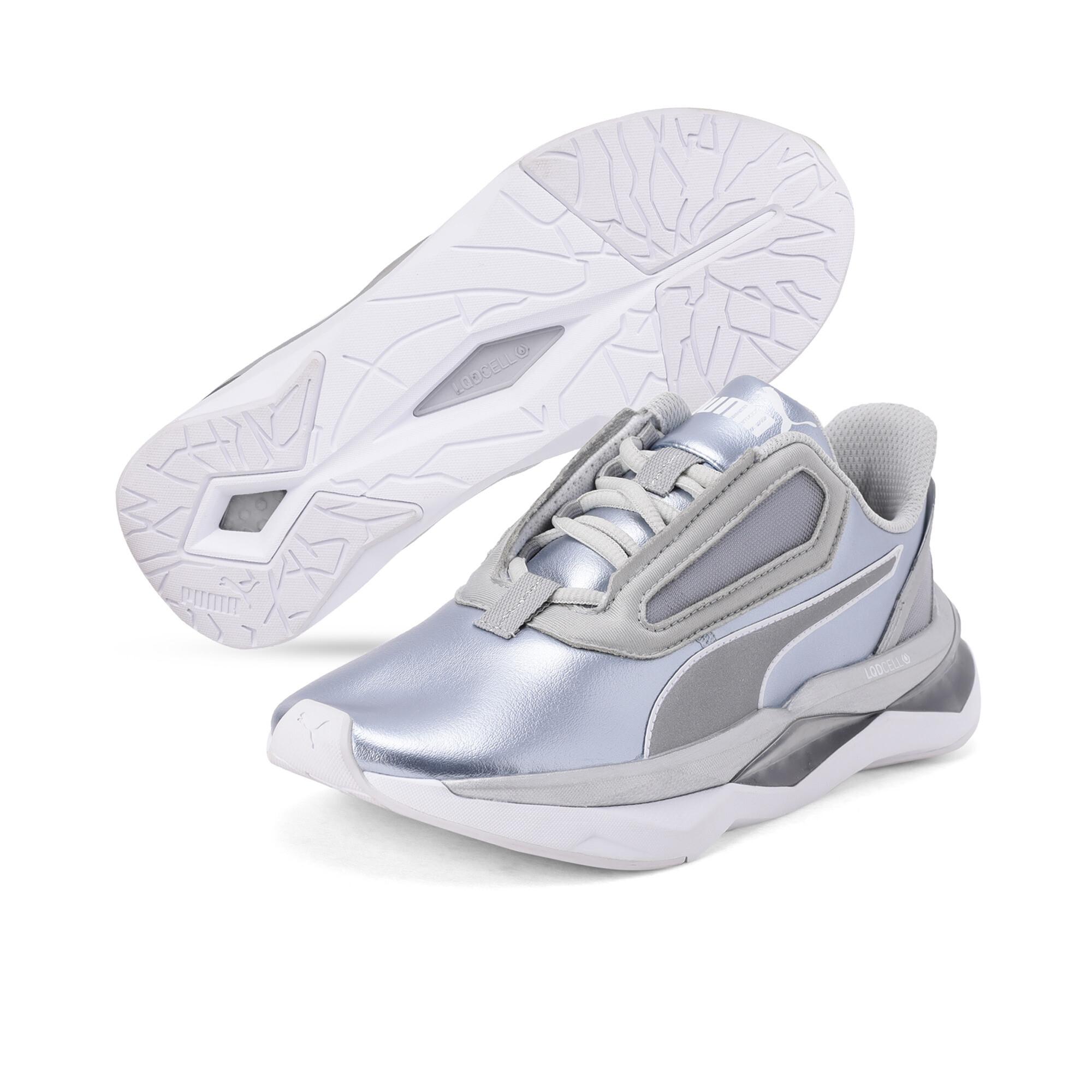 プーマ LQDCELL シャッター XT メタル ウィメンズ ウィメンズ Puma Silver-Puma White
