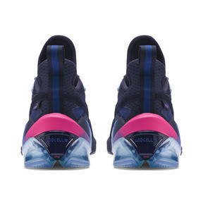 Thumbnail 3 van LQDCELL Origin Drone Night sportschoenen voor mannen, Peacat-Btr Prple-BLU Danube, medium