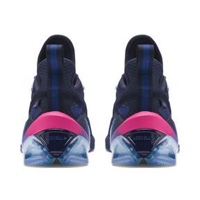 Thumbnail 3 of LQDCELL Origin Drone Night Men's Shoes, Peacat-Btr Prple-BLU Danube, medium