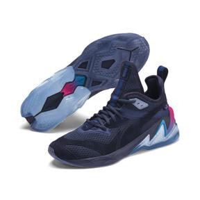 Miniatura 2 de Zapatos LQDCELL Origin Drone Night para hombre, Peacat-Btr Prple-BLU Danube, mediano