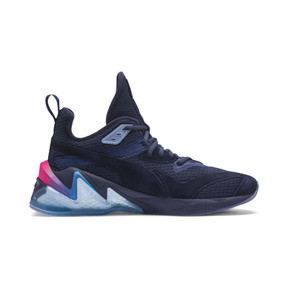 Thumbnail 5 of LQDCELL Origin Drone Night Men's Trainers, Peacat-Btr Prple-BLU Danube, medium