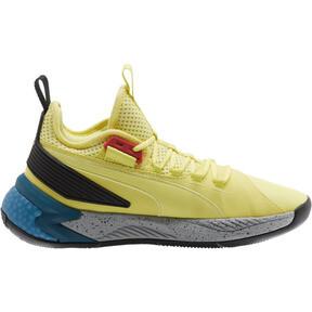 Miniatura 4 de Zapatos para básquetbolUproar Spectra, Limelight- Black- White, mediano