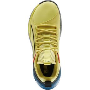 Thumbnail 5 of Uproar Spectra Basketball Shoes, Limelight- Black- White, medium