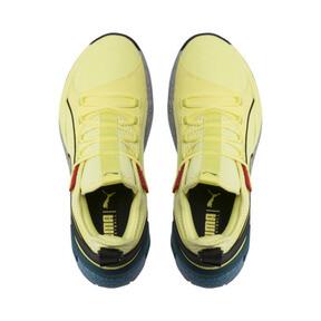 Miniatura 6 de Zapatos para básquetbolUproar Spectra, Limelight- Black- White, mediano