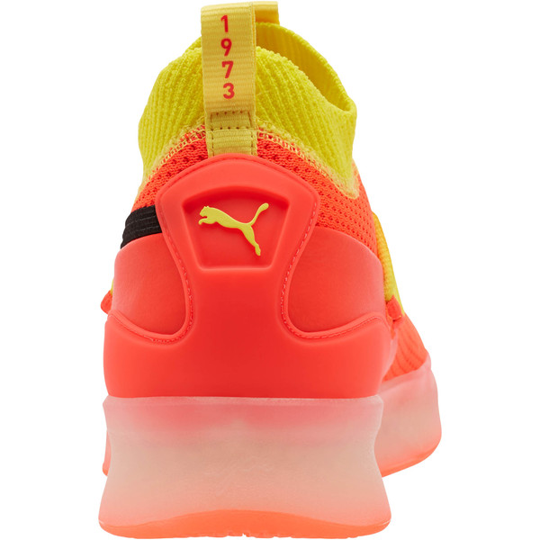 Zapatos de baloncesto Clyde Court para junior, Red Blast, grande
