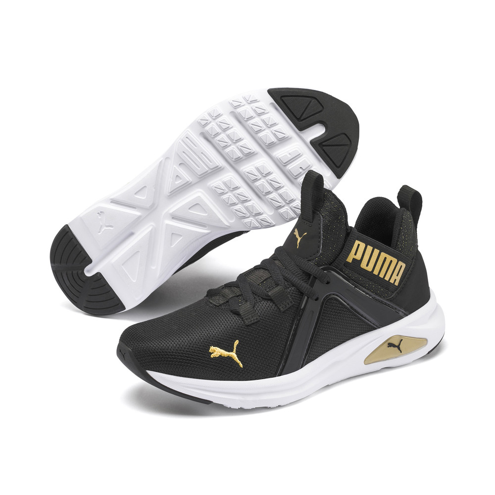 Image PUMA Enzo 2 Shineline Youth Sneakers #2