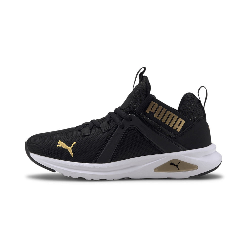 Image PUMA Enzo 2 Shineline Youth Sneakers #1