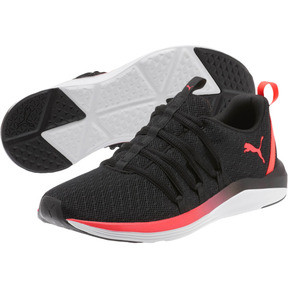Thumbnail 2 of Prowl Alt Fade Women's Training Shoes, Puma Black-Pink Alert, medium