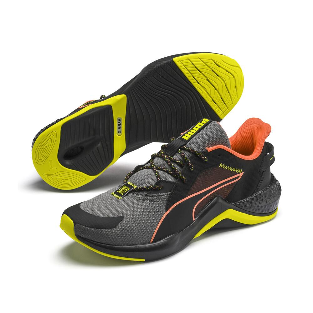 HYBRID NX Ozone FM Men's Running Shoes | Black | Puma – PUMA ...