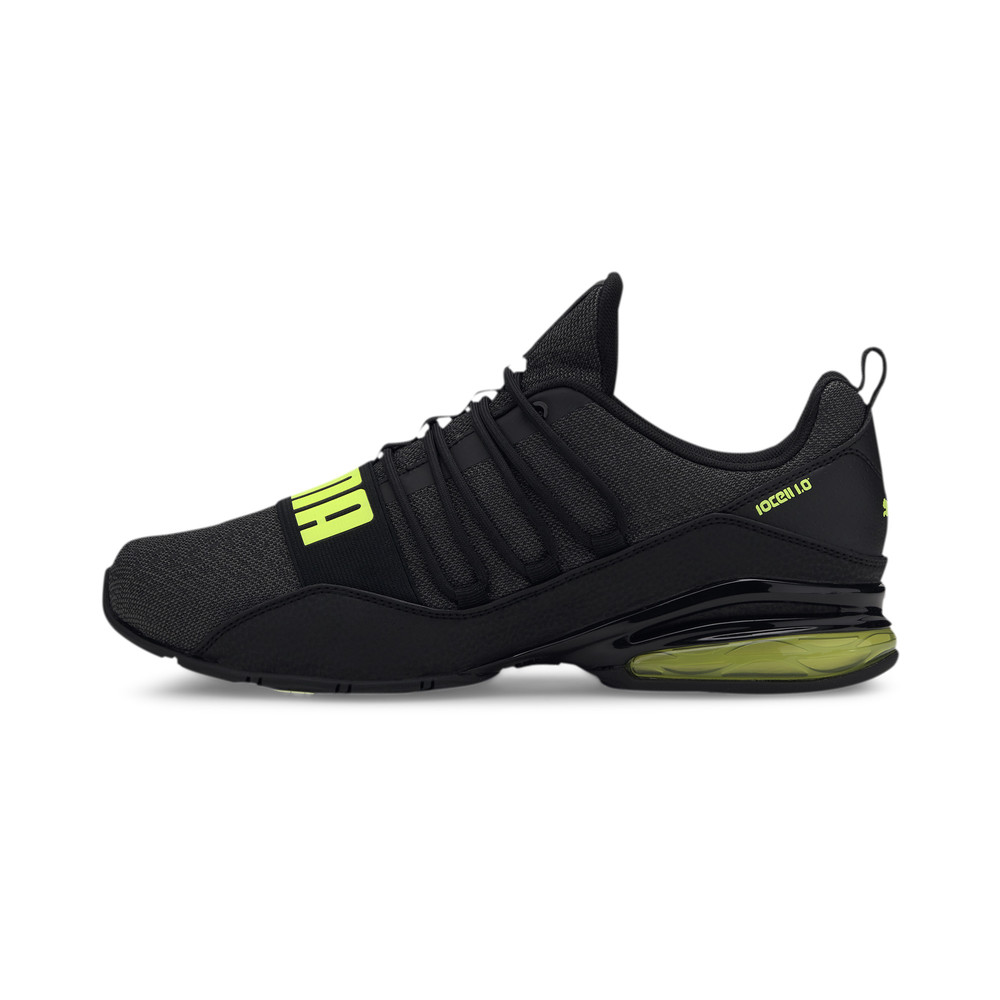 Zapatillas de running CELL Regulate Bold para hombre | Negro ...