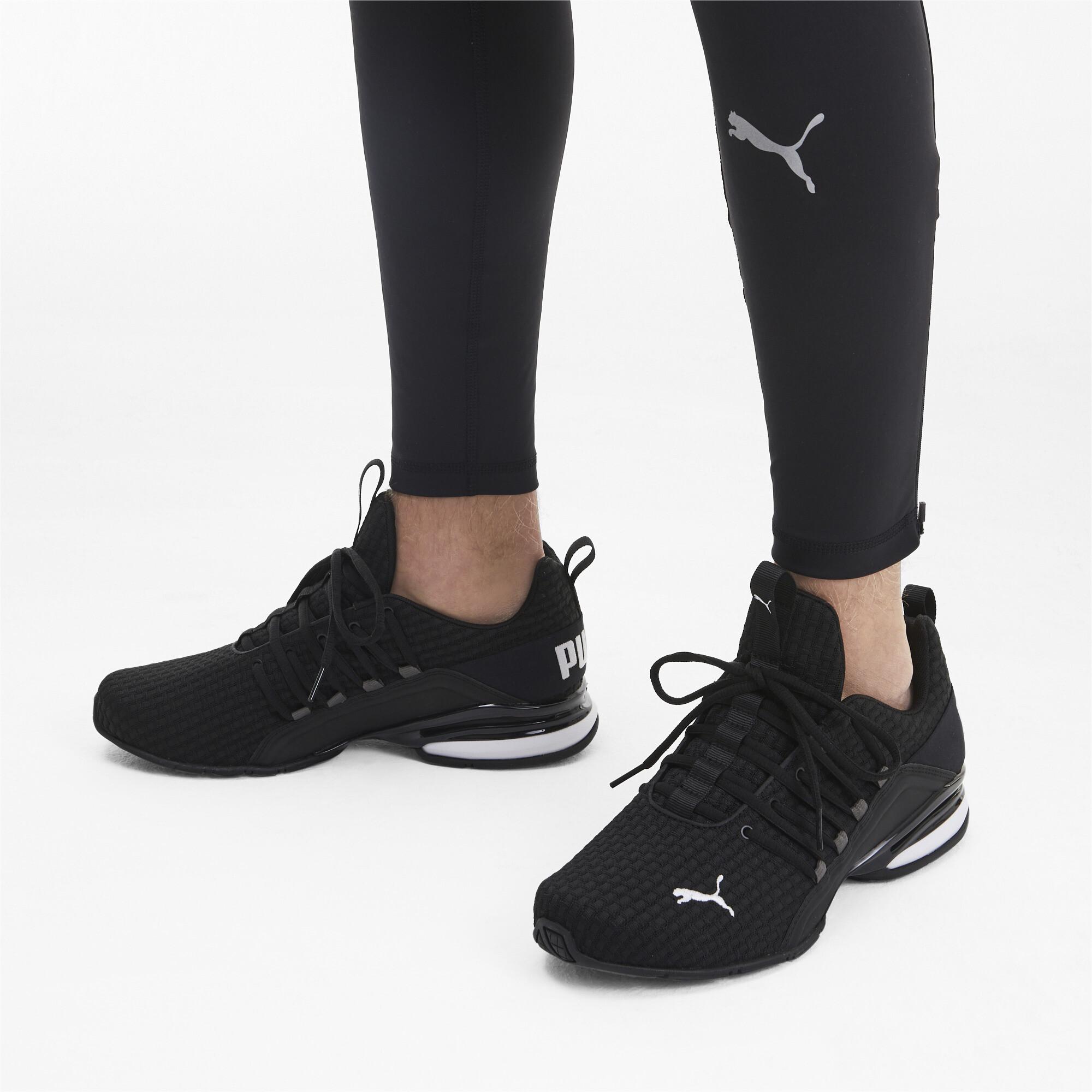 PUMA-Men-039-s-Axelion-Block-Running-Shoes thumbnail 19