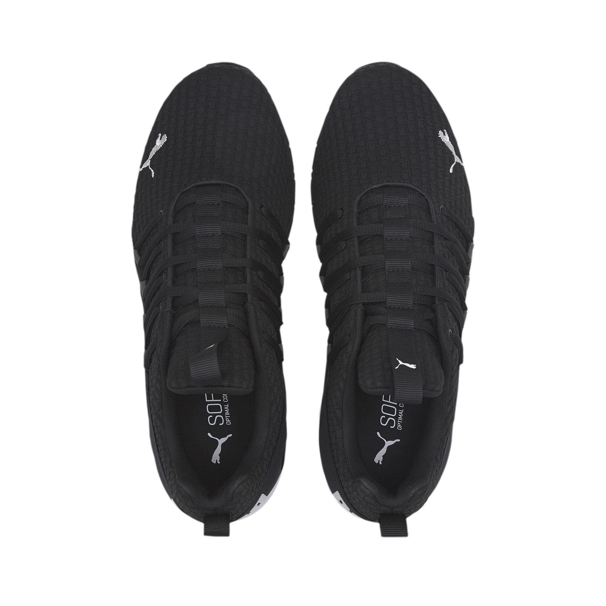 PUMA-Men-039-s-Axelion-Block-Running-Shoes thumbnail 22