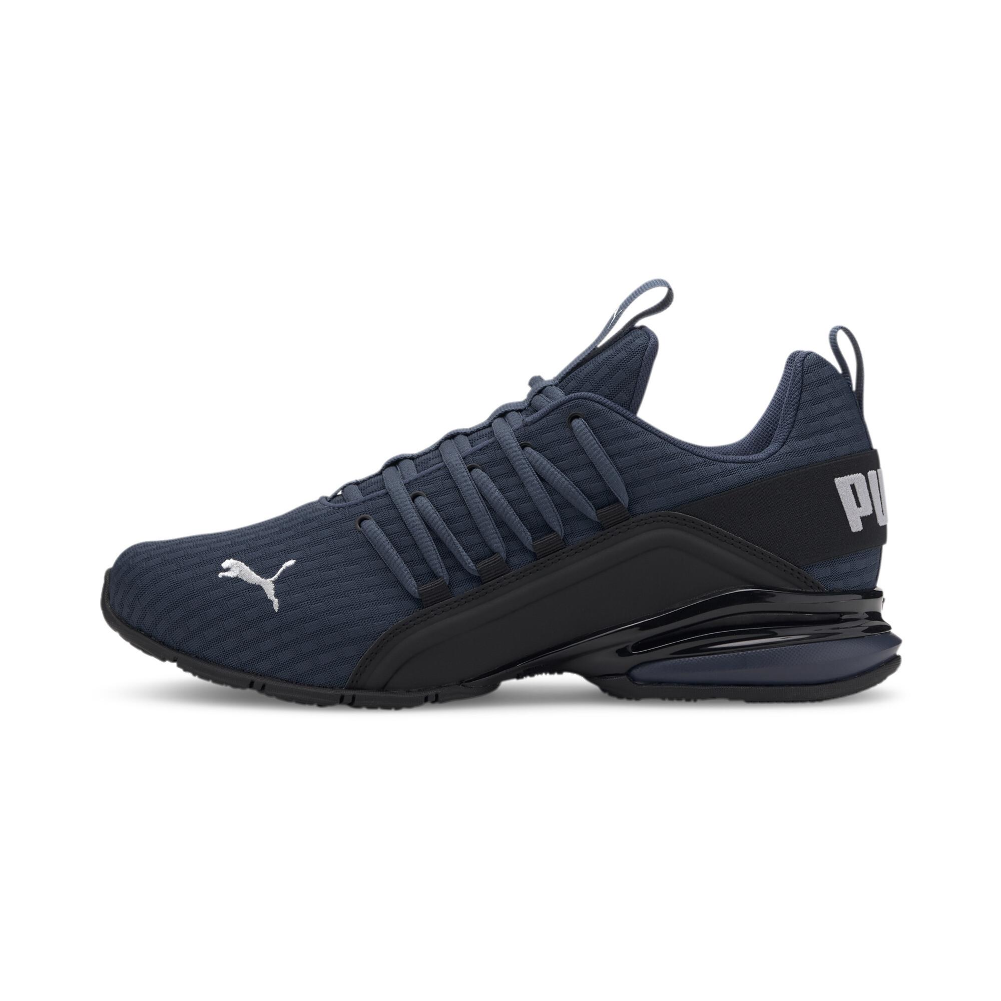 PUMA-Men-039-s-Axelion-Block-Running-Shoes thumbnail 4