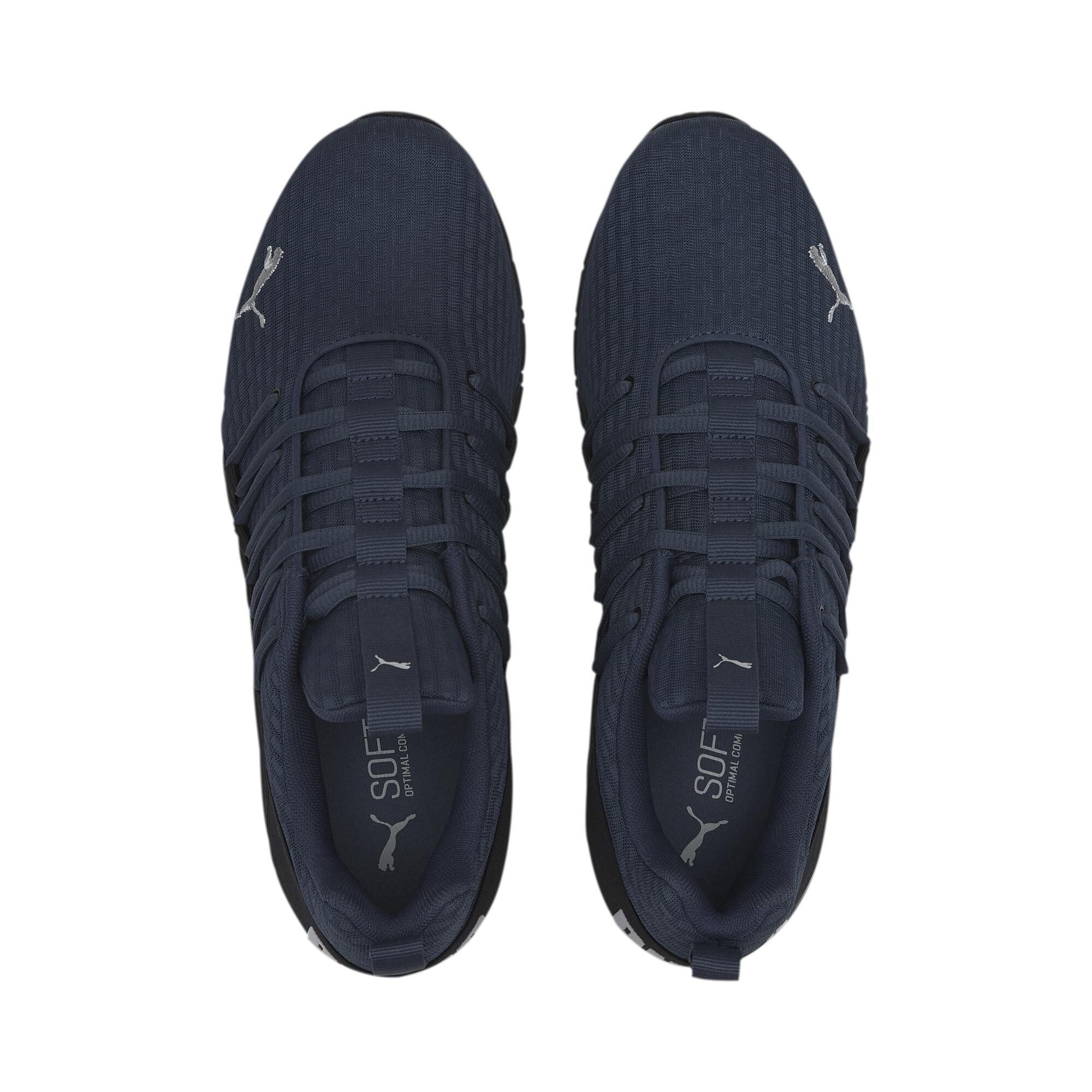 PUMA-Men-039-s-Axelion-Block-Running-Shoes thumbnail 8