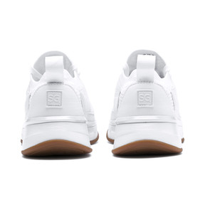 Thumbnail 4 of SG Runner JR, Puma White, medium