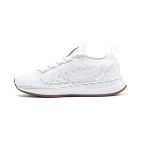 Thumbnail 1 of SG Runner JR, Puma White, medium