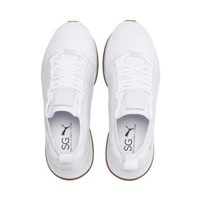 Thumbnail 6 of SG Runner JR, Puma White, medium