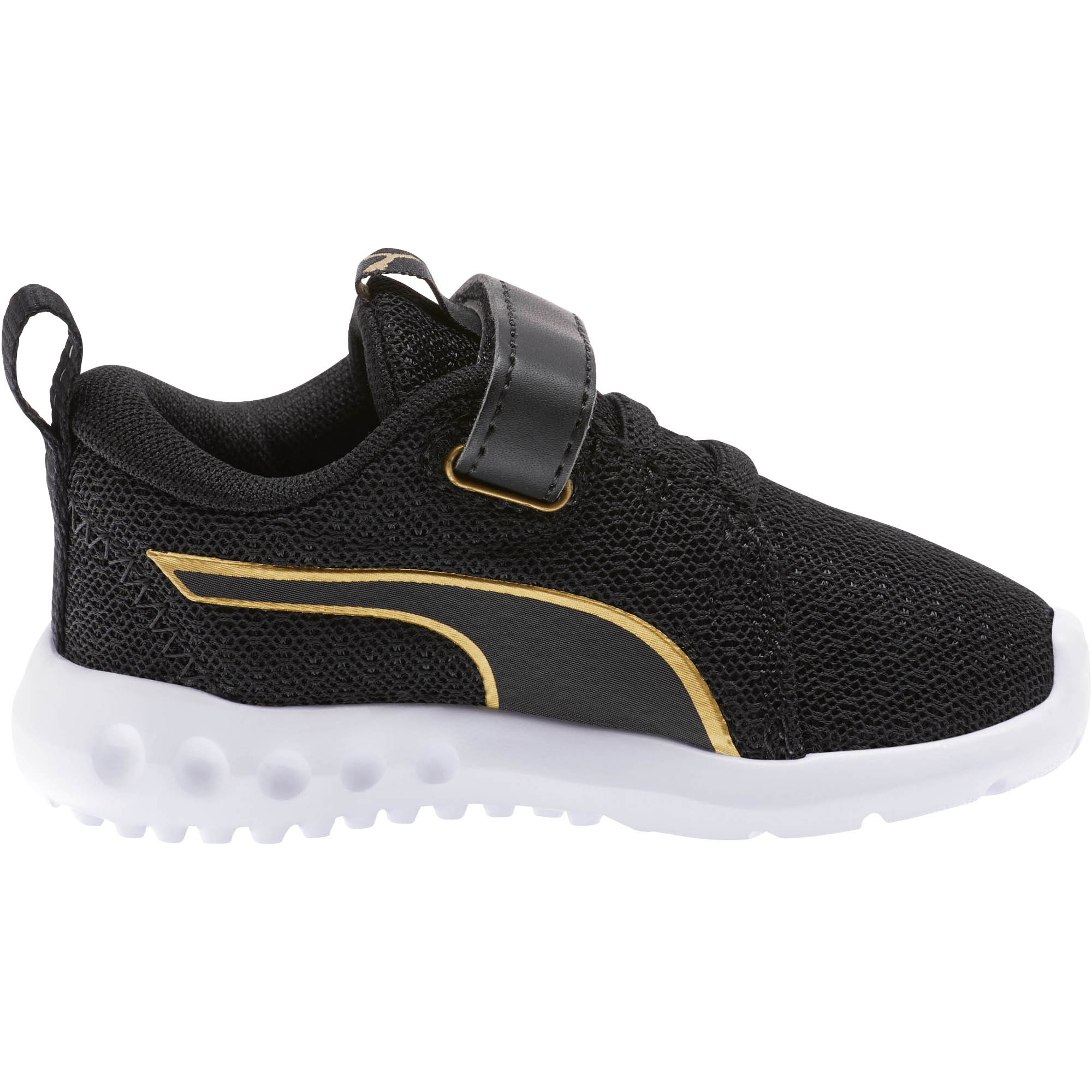 PUMA-Carson-2-Metallic-Mesh-Toddler-Shoes-Girls-Shoe-Kids thumbnail 5