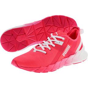Thumbnail 2 of Weave XT Fade Women's Training Shoes, Pink Alert-Puma White, medium