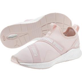 Thumbnail 2 of NRGY Star Slip-On Women's Running Shoes, Pearl-Puma White, medium