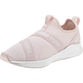 Thumbnail 1 of NRGY Star Slip-On Women's Running Shoes, Pearl-Puma White, medium