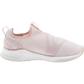 Thumbnail 4 of NRGY Star Slip-On Women's Running Shoes, Pearl-Puma White, medium