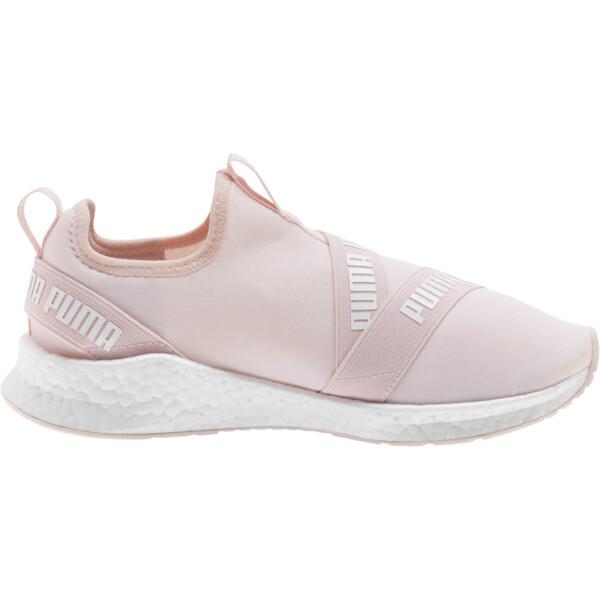 NRGY Star Slip-On Women's Running Shoes, Pearl-Puma White, large