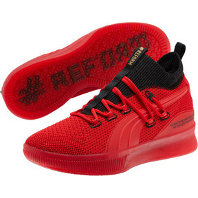 Thumbnail 2 of Clyde Court #REFORM Basketball Shoes, High Risk Red, medium